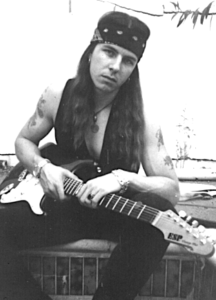 Tony Gamble Guitarist
