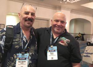 Dave Kanyan and Hal Aaron