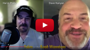 hal aaron and dave kanyan on youtube